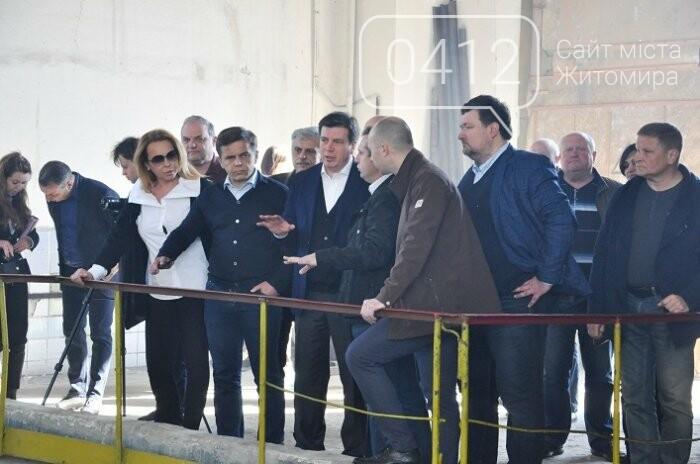 У Житомирі розповіли про проекти, які мають покращити якість водопостачання в місті, фото-1