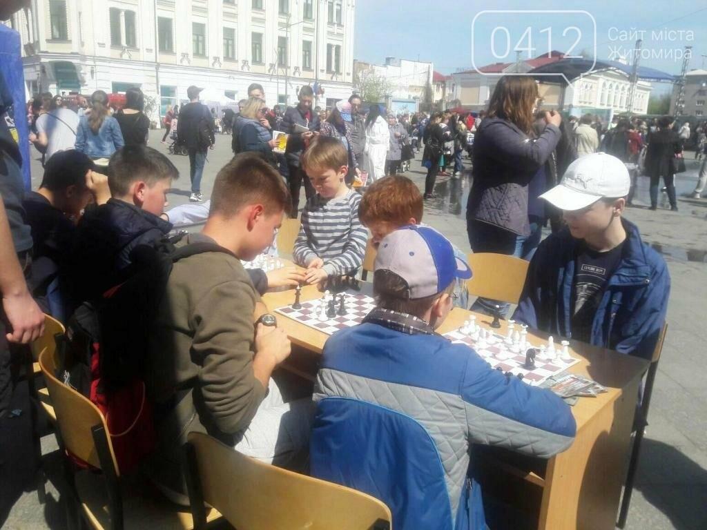 У Житомирі відбулись Другі наукові пікніки, фото-3