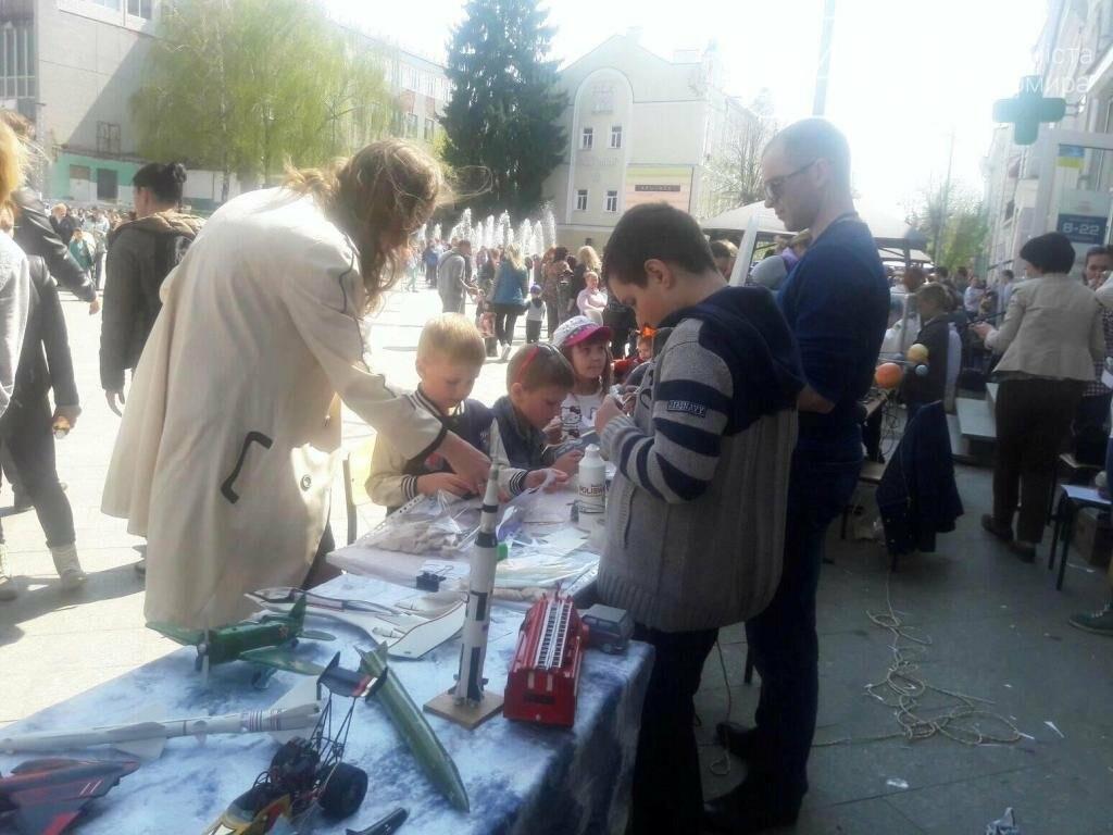 У Житомирі відбулись Другі наукові пікніки, фото-5