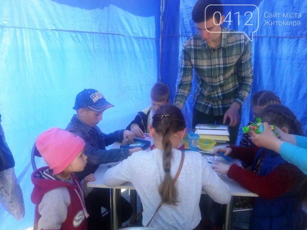 У Житомирі відбулись Другі наукові пікніки, фото-7