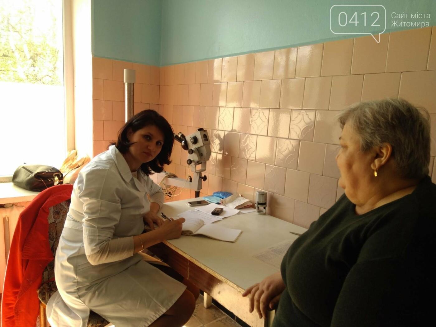 У Радомишльському та Малинському районах лікарі-онкологи провели профілактичні огляди, фото-3