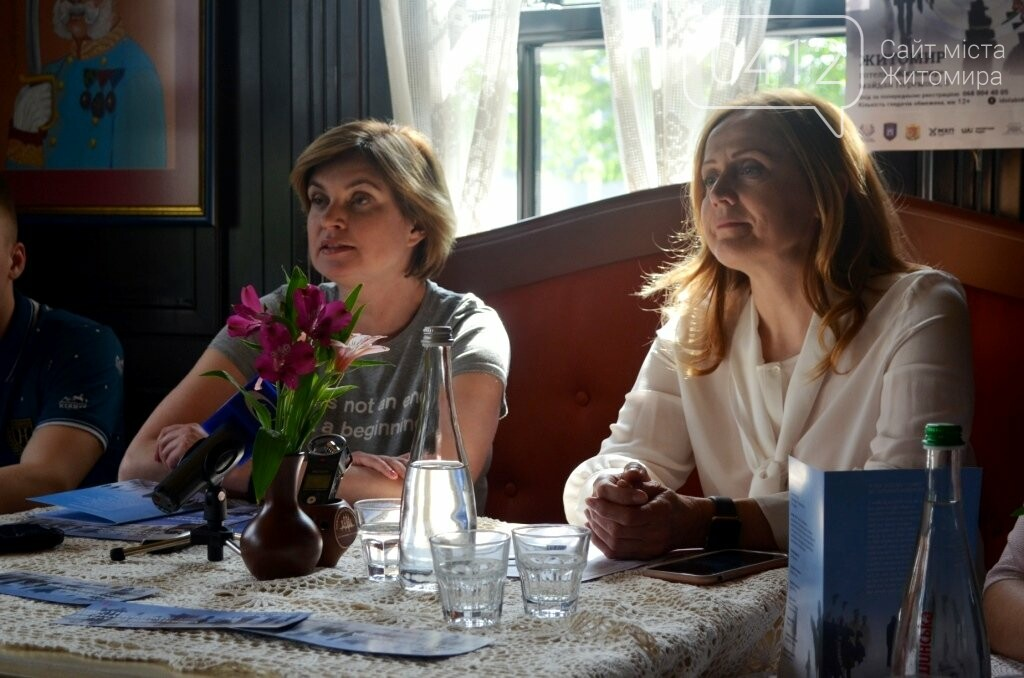 Голос дітей Донбасу: у Житомирі показали мультимедійну виставу про життя прифронтового містечка , фото-9