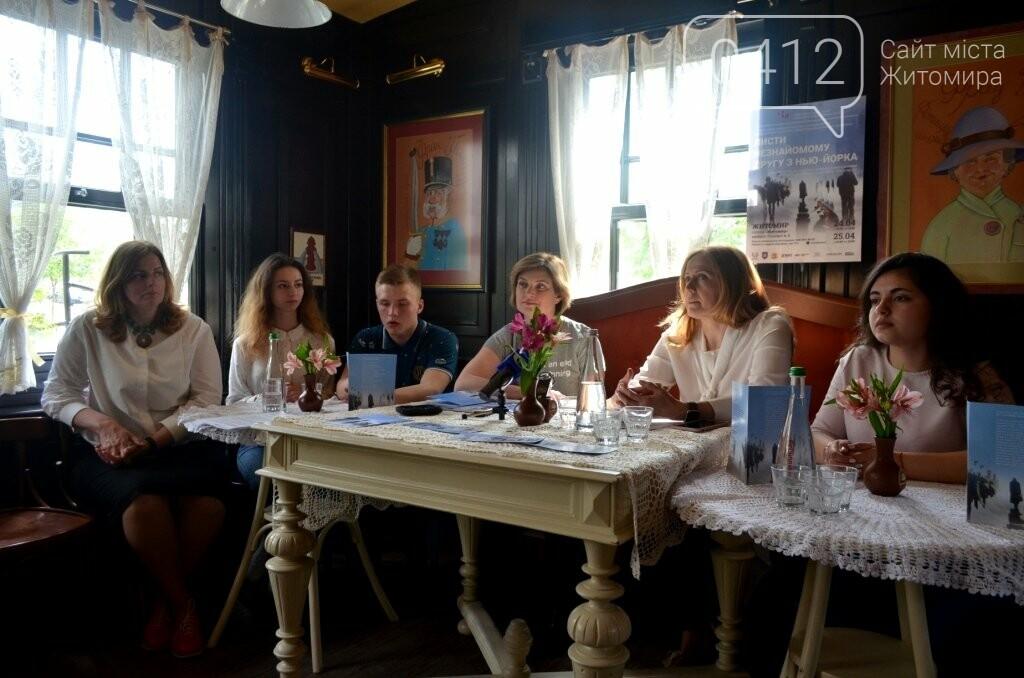Голос дітей Донбасу: у Житомирі показали мультимедійну виставу про життя прифронтового містечка , фото-10