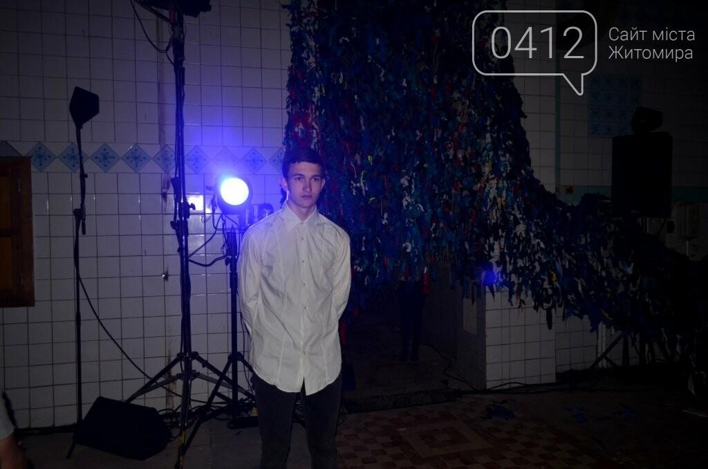 Голос дітей Донбасу: у Житомирі показали мультимедійну виставу про життя прифронтового містечка , фото-8