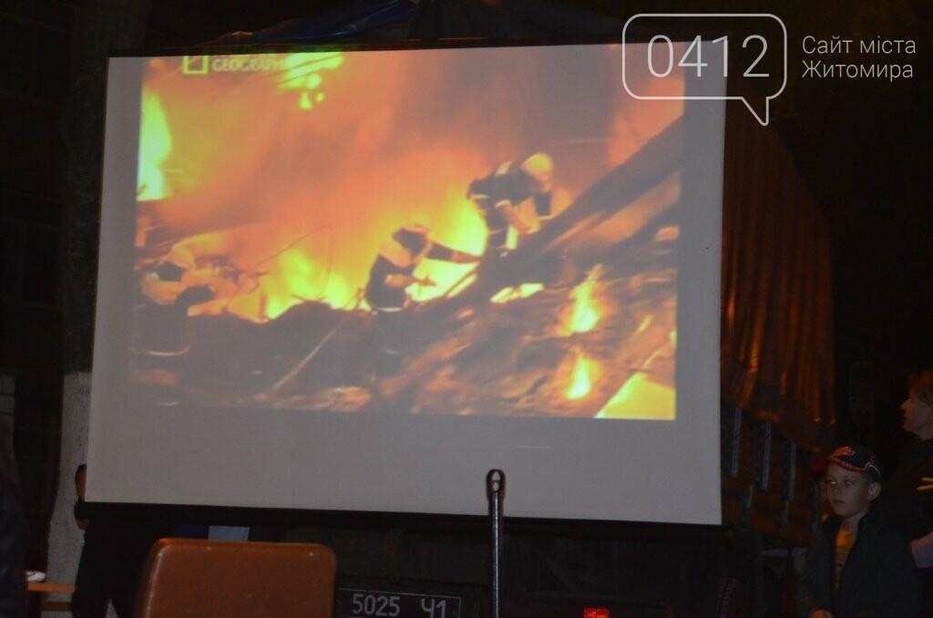 До 32-ї річниці аварії на ЧАЕС у Житомирі відбувся вечір-реквієм, фото-3