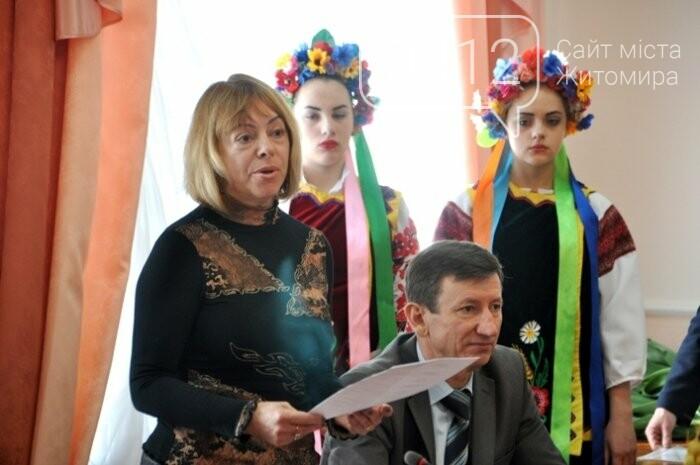 Ліквідатори аварії на ЧАЕС з Житомирщини отримали почесні відзнаки, фото-5