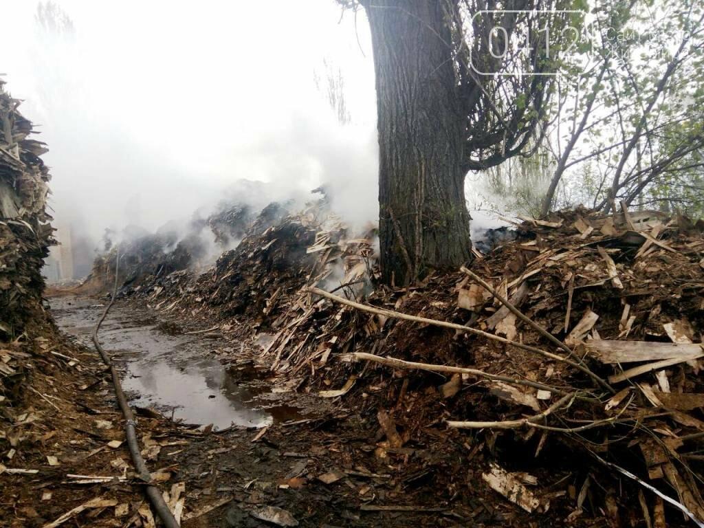 Шість годин рятувальники долали пожежу на підприємстві під Бердичевом, фото-4