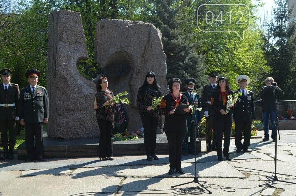 Житомир вшановує пам'ять жертв Чорнобильської катастрофи, фото-6