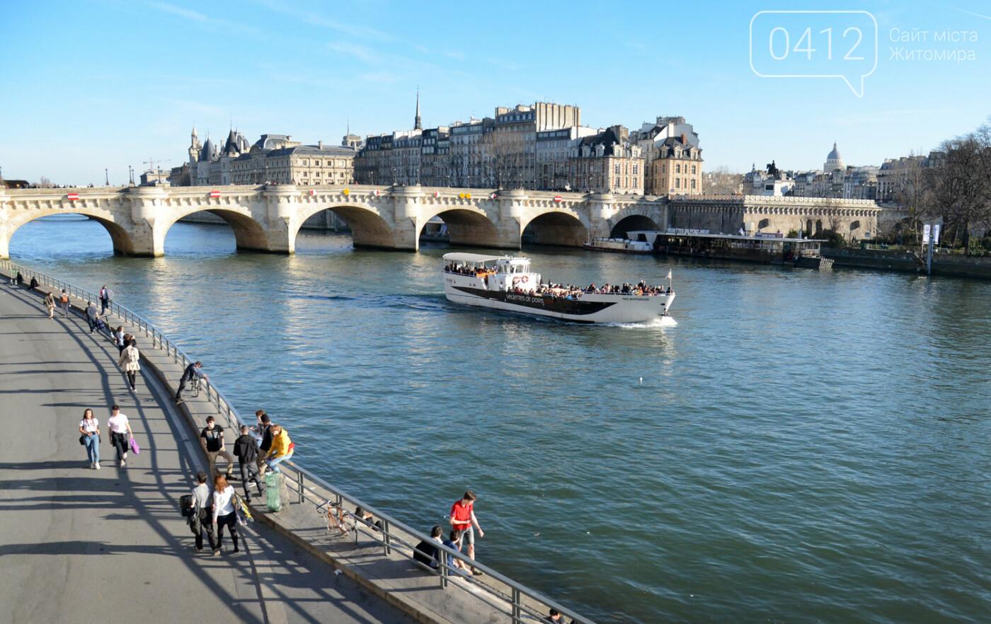 Студентка з Житомира стала переможницею конкурсу «Агро» та відвідала Париж, фото-4