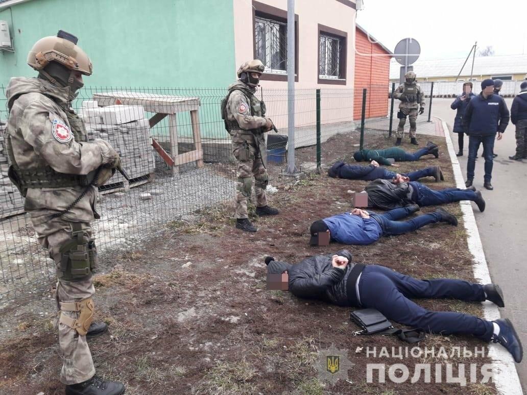 На Житомирщині затримано масштабну банду вимагачів, фото-2