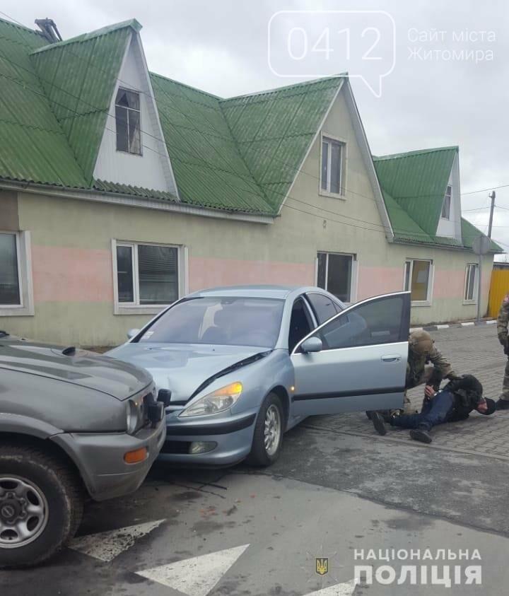 На Житомирщині затримано масштабну банду вимагачів, фото-4