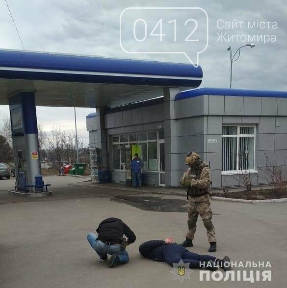 На Житомирщині затримано масштабну банду вимагачів, фото-5