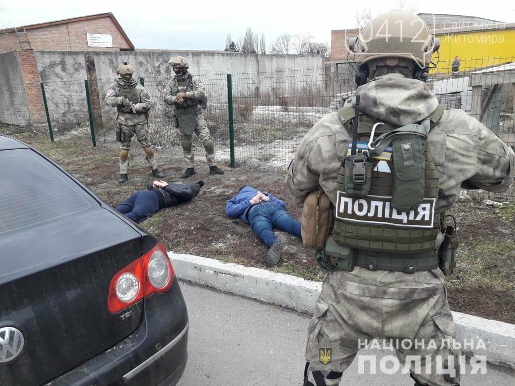 На Житомирщині затримано масштабну банду вимагачів, фото-6