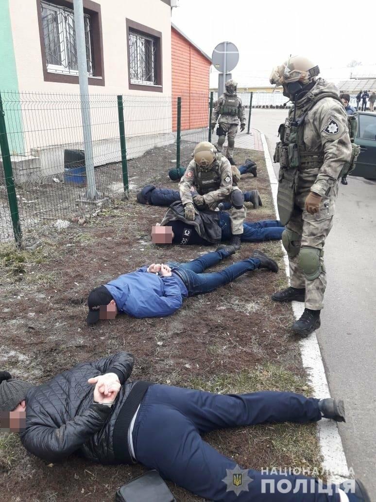 На Житомирщині затримано масштабну банду вимагачів, фото-1