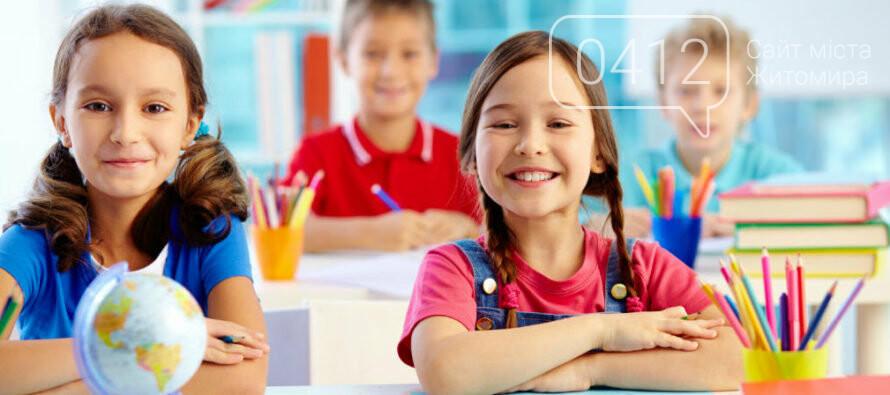 Приватні школи Житомирщини зможуть отримувати підтримку з державного бюджету, фото-1