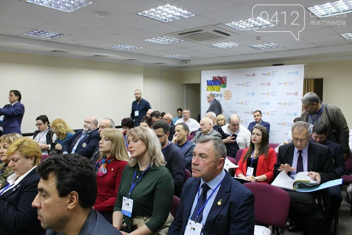 В Житомирі відбулось офіційне відкриття першого Ротарі Клубу в області, фото-4