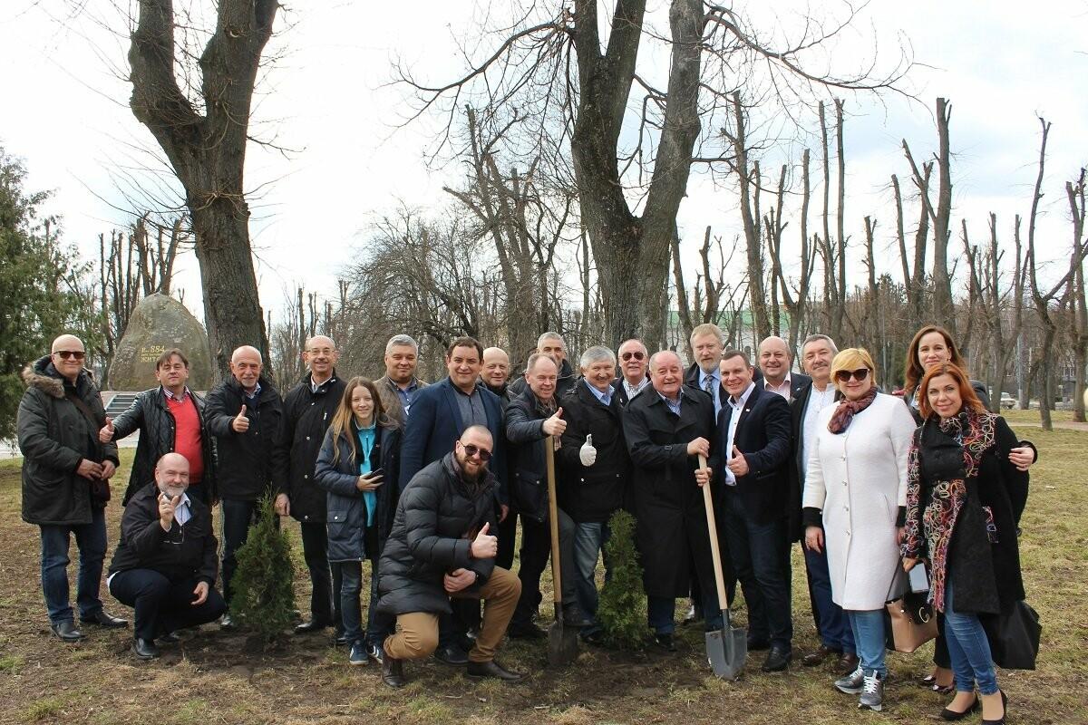 В Житомирі відбулось офіційне відкриття першого Ротарі Клубу в області, фото-6