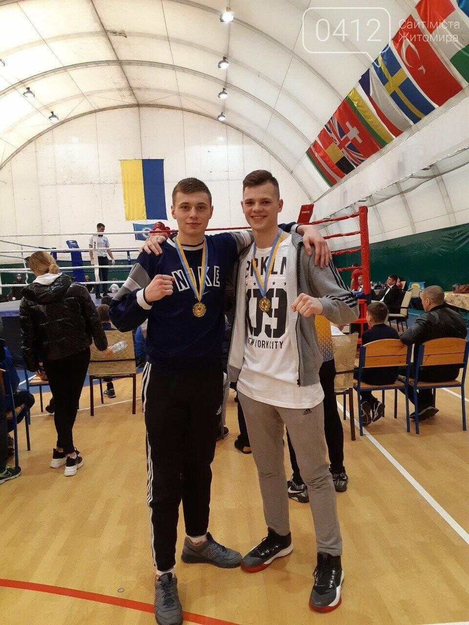 Студент Житомирського ВУЗу – чемпіон України з кікбоксингу WAKO, фото-4