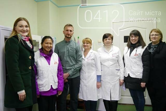 На Житомирщині вилікувався перший пацієнт із хіміорезистентним туберкульозом, фото-1