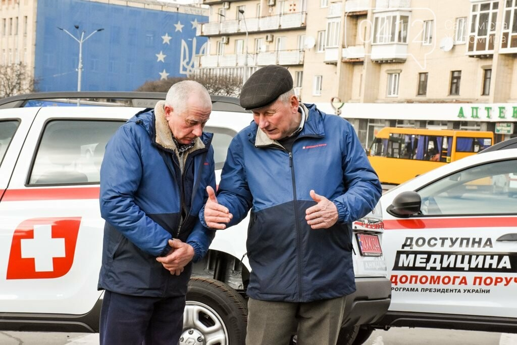 22 автомобілі «Renault Duster» отримали сільські лікарі Житомирщини, фото-5