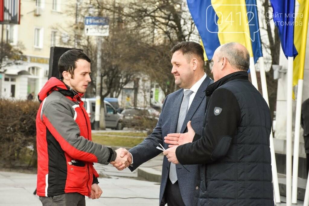 22 автомобілі «Renault Duster» отримали сільські лікарі Житомирщини, фото-6