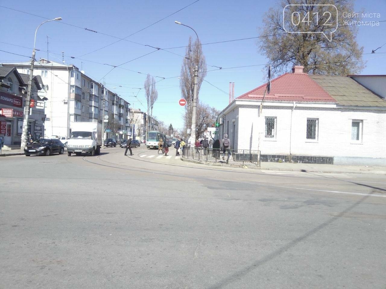 Рух трамваїв в Житомирі сьогодні буде призупинено. Оновлено, фото-3