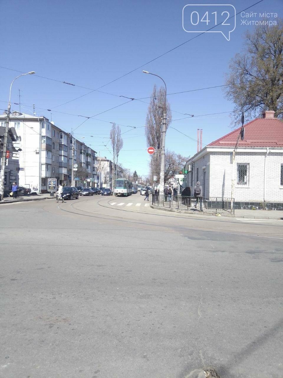 Рух трамваїв в Житомирі сьогодні буде призупинено. Оновлено, фото-4