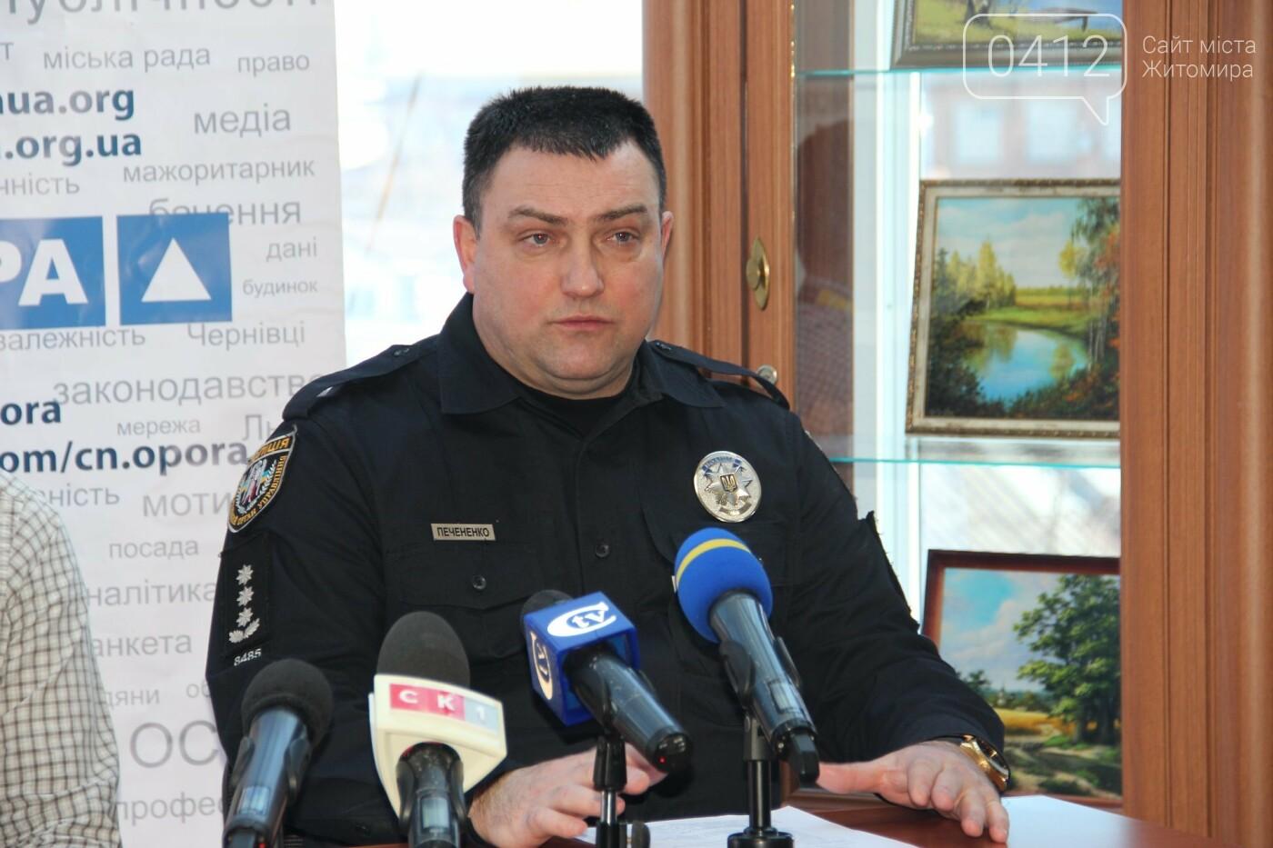 Підсумки дня виборів від головного поліцейського Житомирщини, фото-3