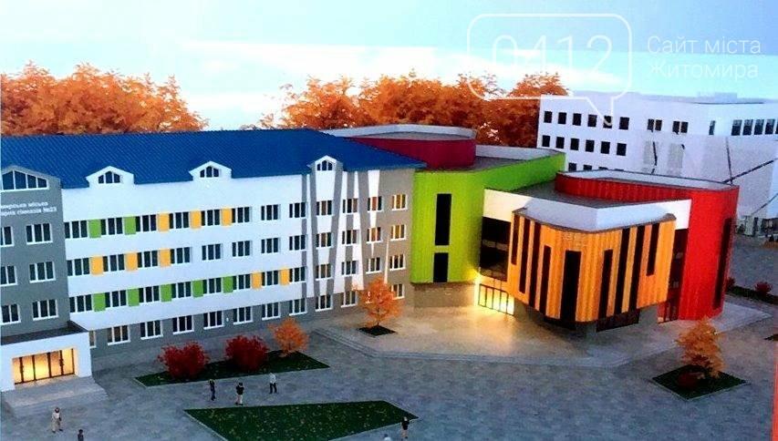 Якою буде новий корпус Житомирської гуманітарної гімназії №23?, фото-4
