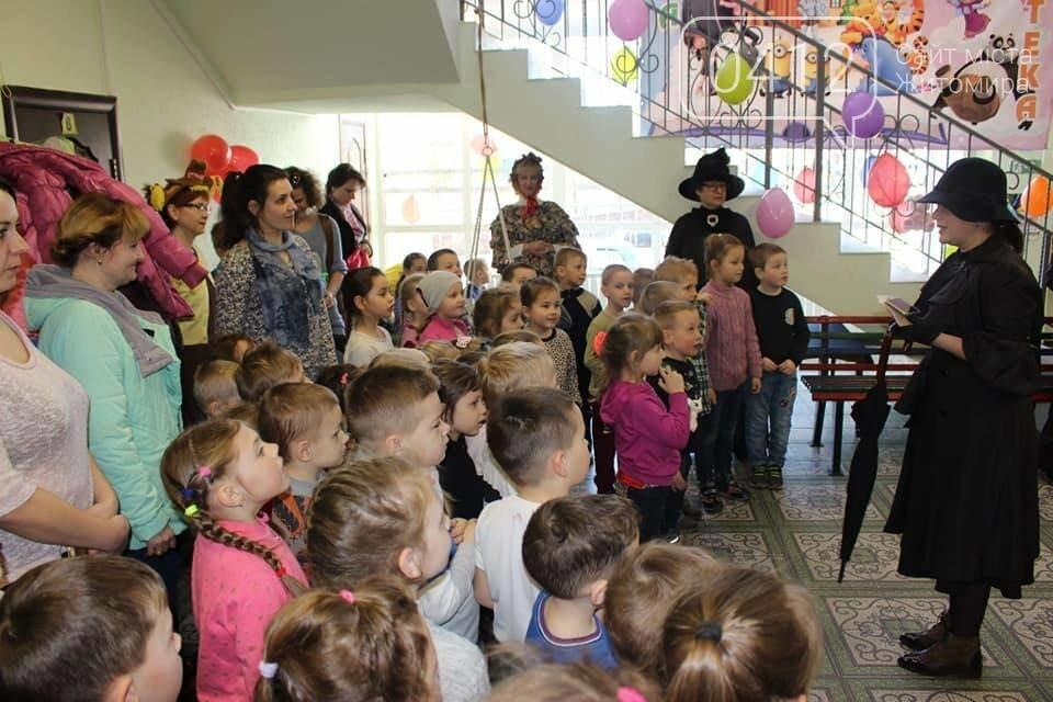 905 маленьких житомирян відвідали «Казкову бібліотеку». ФОТО, фото-9