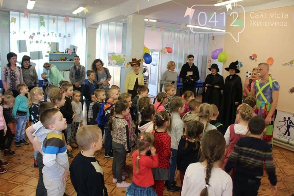 905 маленьких житомирян відвідали «Казкову бібліотеку». ФОТО, фото-4