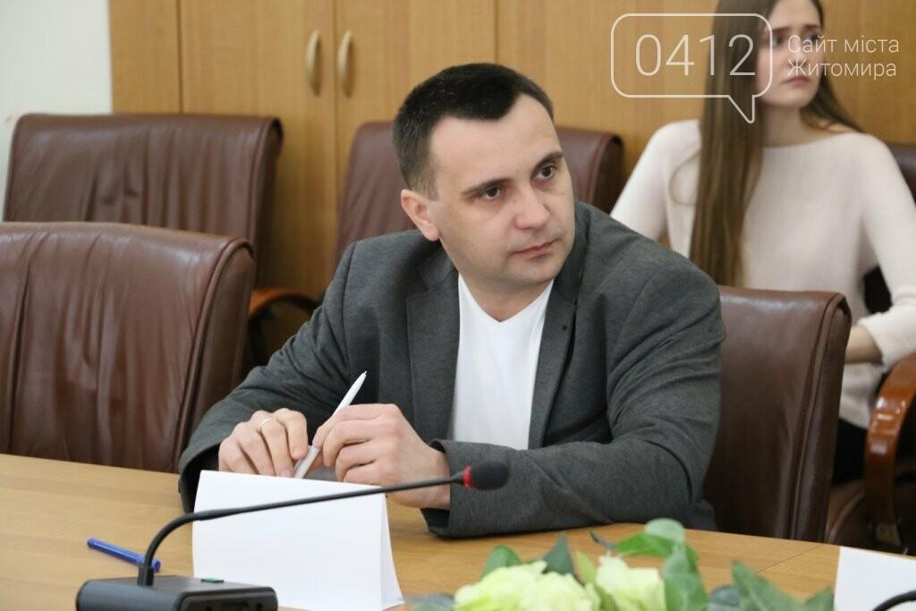У Житомирі визначилися із начальником транспорту міської ради, фото-1