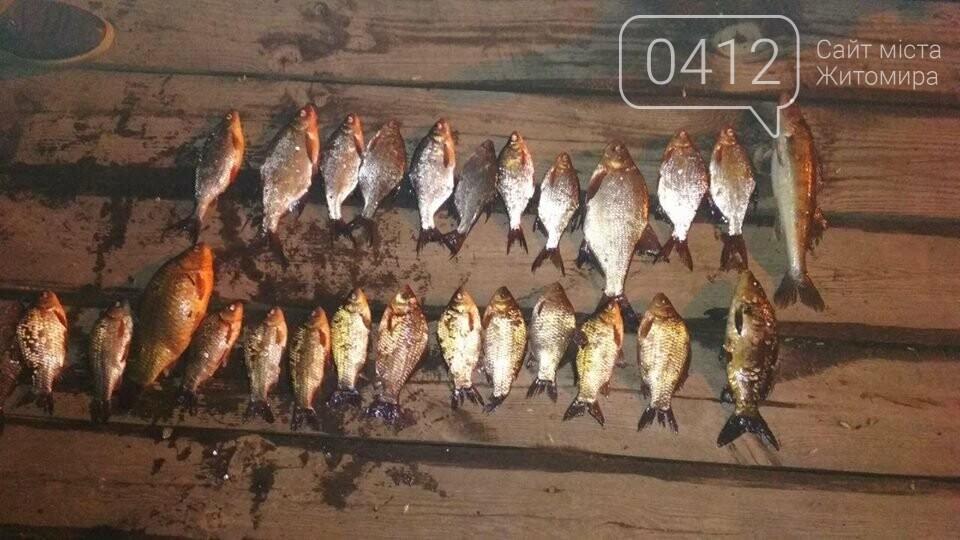 Житомирський рибоохоронний патруль викрив порушника, фото-3