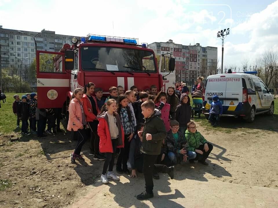 Чому у житомирську школу №16 приїздили пожежники та поліція?, фото-9