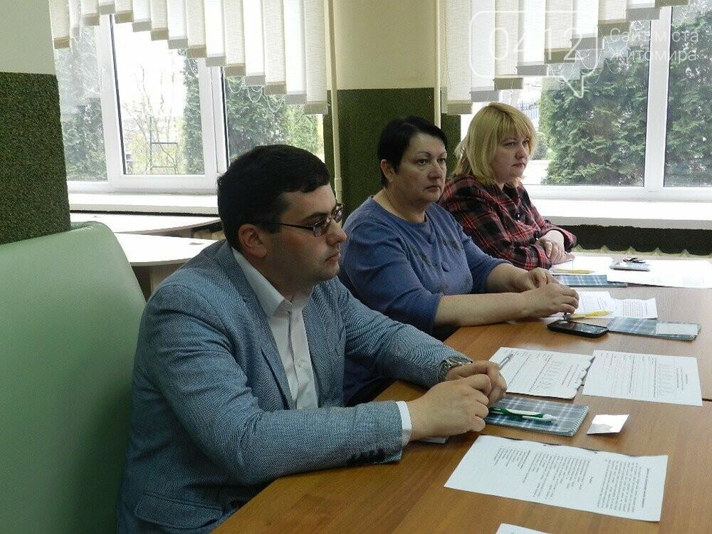 Молодь Житомирщини дебатувала про можливості та виклики децентралізації, фото-2