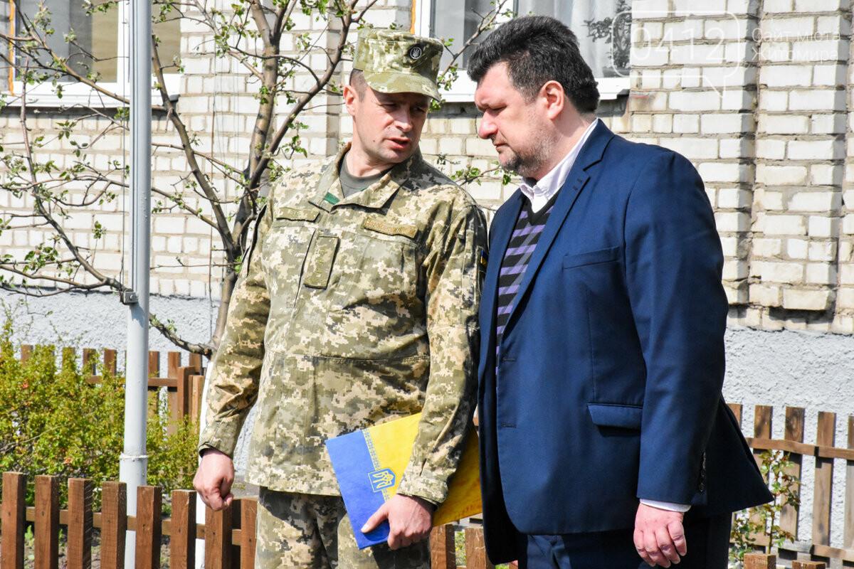 Юнаків Житомирщини відправили на строкову службу, фото-9
