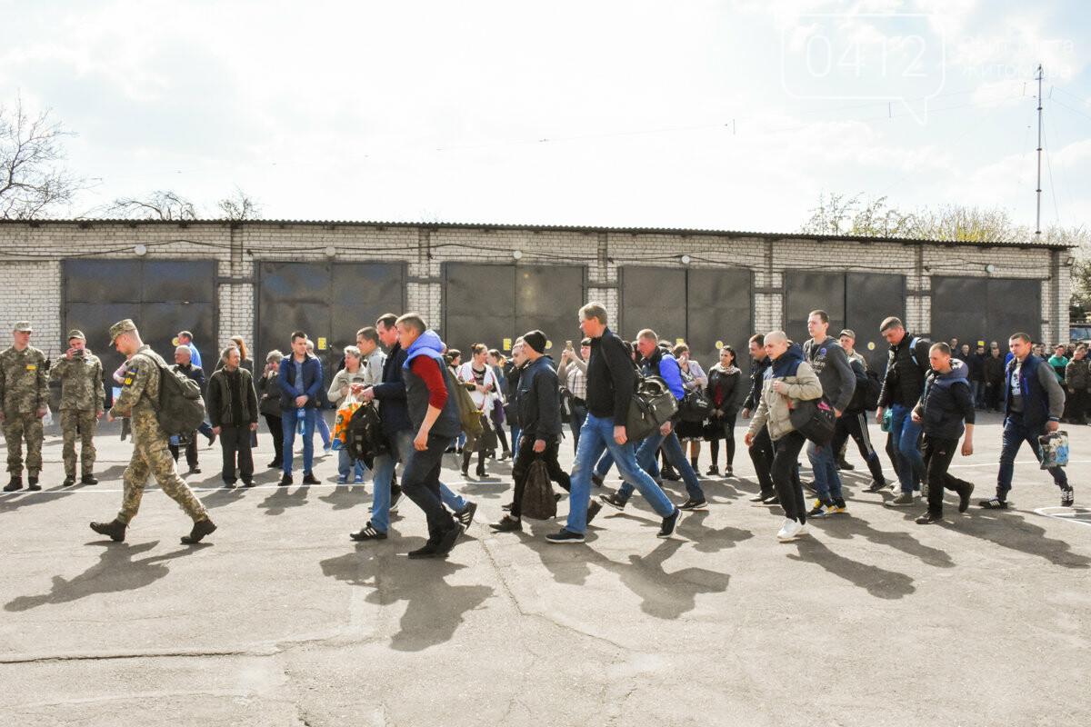 Юнаків Житомирщини відправили на строкову службу, фото-30