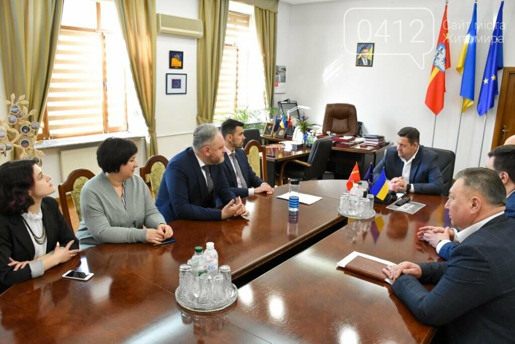 Заступник міністра охорони здоров'я Павло Ковтонюк відвідав Житомир, фото-1