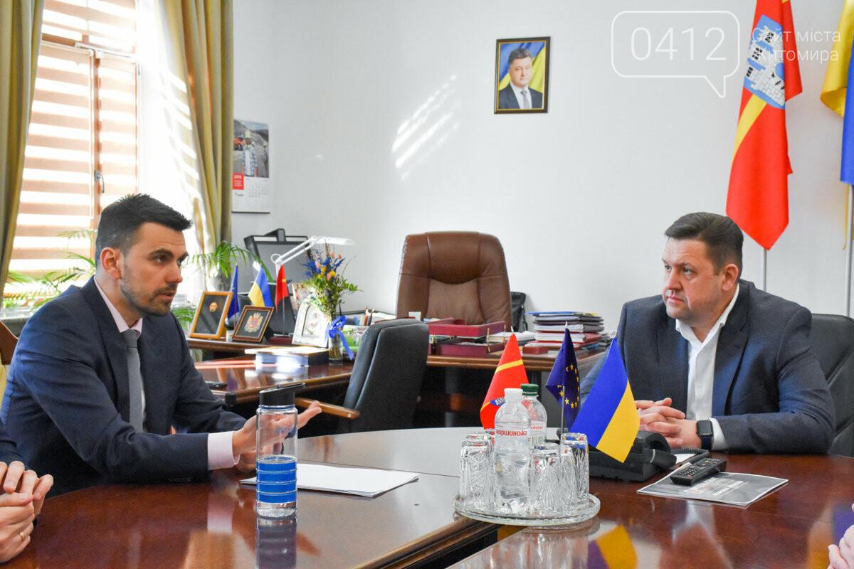 Заступник міністра охорони здоров'я Павло Ковтонюк відвідав Житомир, фото-2