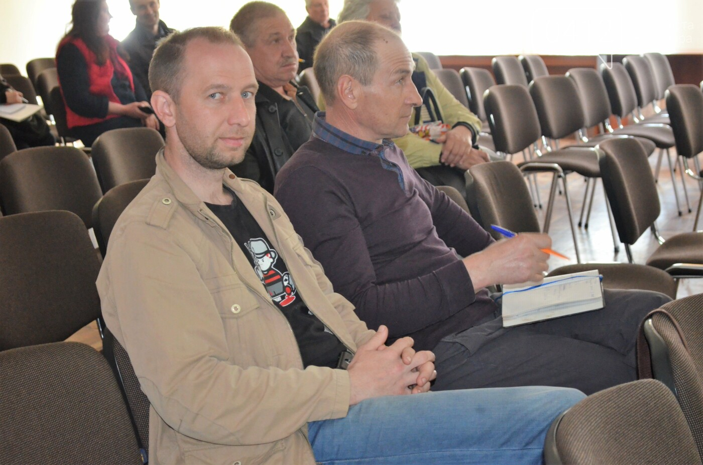 Голови ОСББ Житомира взяли участь у семінарі, фото-7