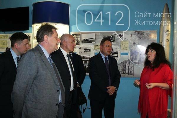 Житомир відвідала делегація Білорусі, фото-1