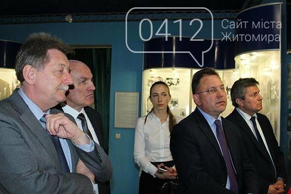 Житомир відвідала делегація Білорусі, фото-2