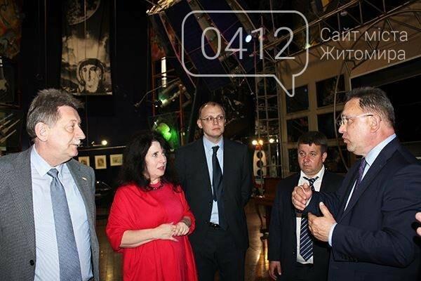 Житомир відвідала делегація Білорусі, фото-3