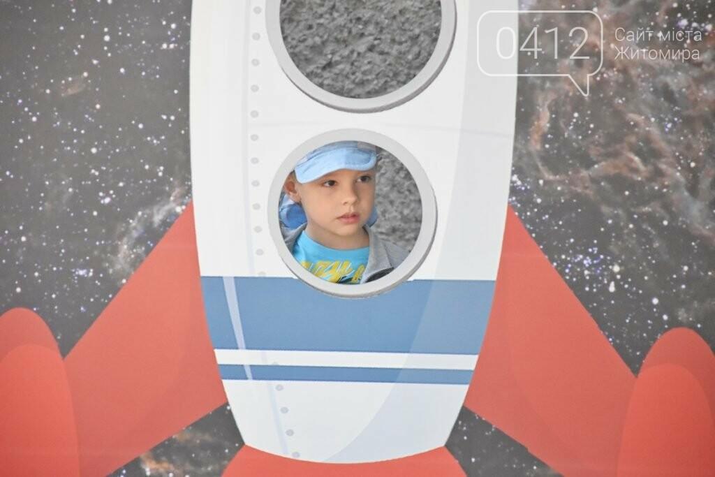 У Житомирі відбулось відкриття космічного форуму, фото-1