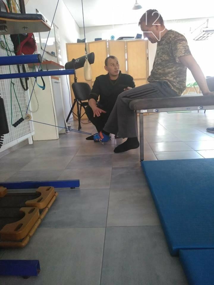 Поштовх до нового життя або як у Житомирському Реабілітаційному центрі ставлять на ноги , фото-3