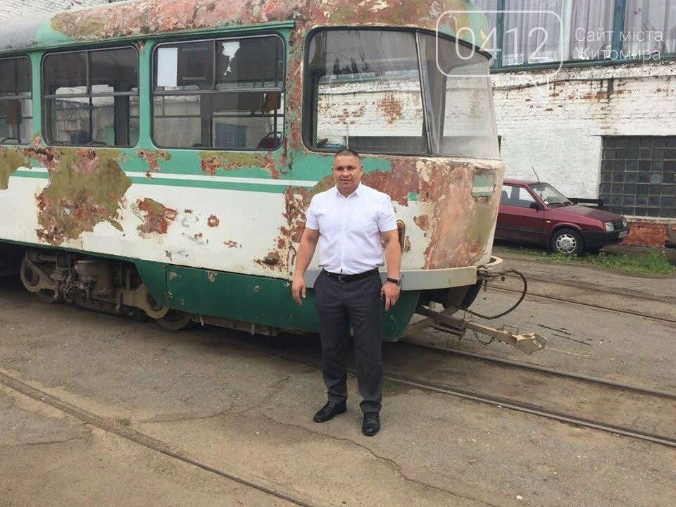 Керівник Житомирського ТТУ пропонує створити нові трамвайні лінії, фото-3