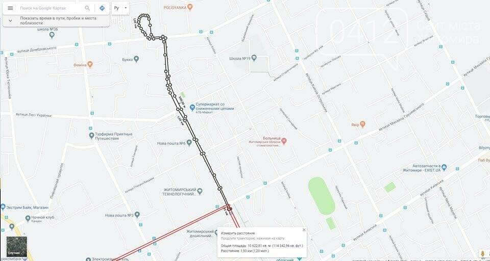Керівник Житомирського ТТУ пропонує створити нові трамвайні лінії, фото-2