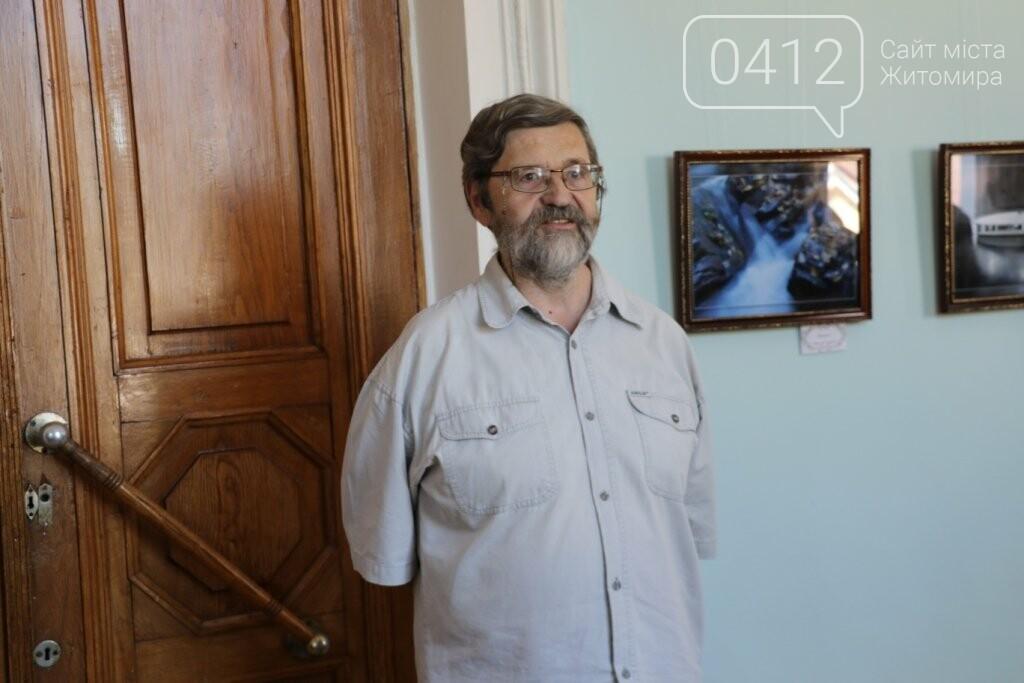 У Житомирській міській раді відкрилась фотовиставка, фото-5