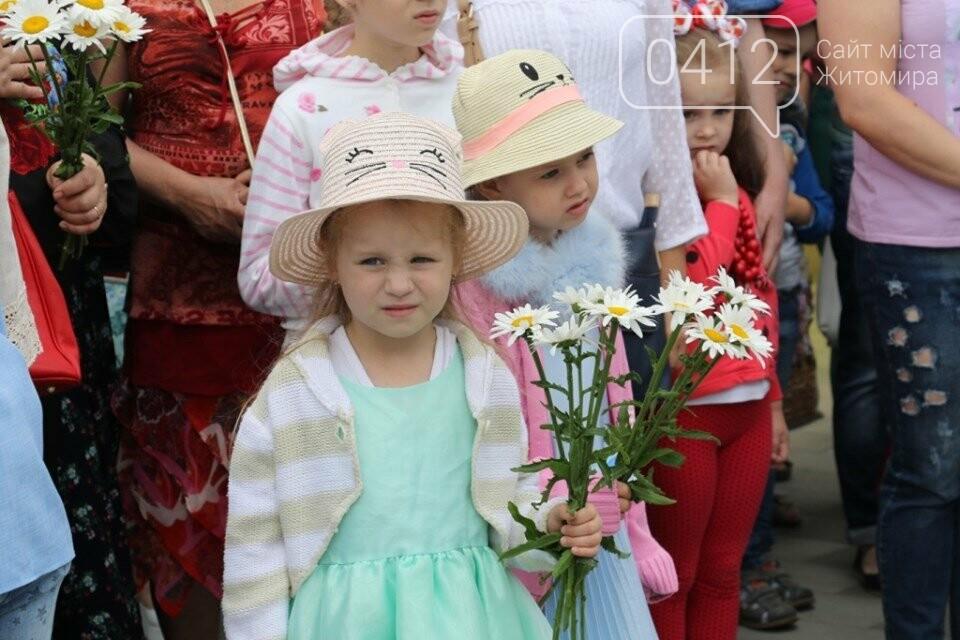 Патріотична хода до Дня Конституції у Житомирі, фото-3