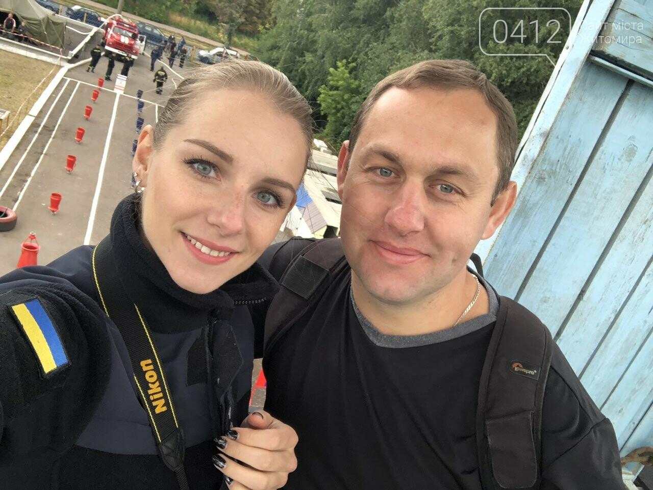 """Змагання """"Найсильніший пожежний-рятувальник"""" у Житомирі розпочато, фото-1"""